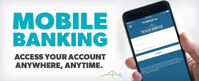 Mobile Banking - Access Your Account Anywhere, Anytime