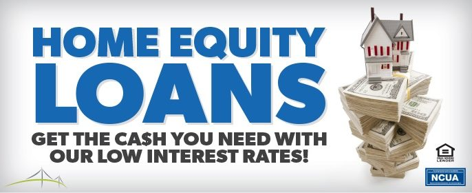 Home Equity Loans - get the cash you need with our low interest rates!