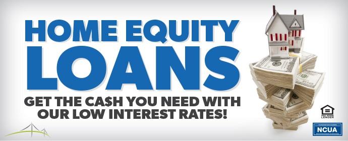 No Fee Home Equity Loans