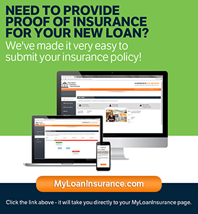 Need to provide proof of insurance for your new loan? We've made it very easy to submit your insurance policy! MyLoanInsurance.com